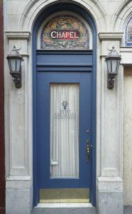 Beth Abraham Doorway