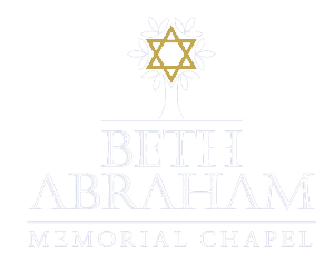 Beth Abraham Memorial Chapel Logo in Footer
